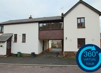 Thumbnail 2 bed terraced house for sale in Strathculm Road, Hele, Exeter