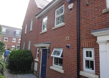Thumbnail 3 bed terraced house to rent in Finedon Road, Wellingborough