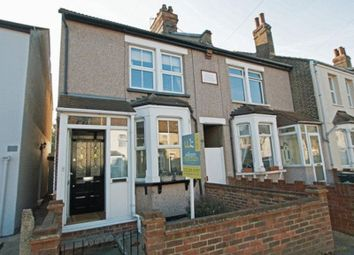 Thumbnail 3 bed end terrace house for sale in Colney Road, Dartford