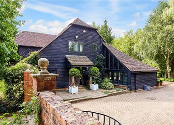 Thumbnail 5 bed barn conversion for sale in Swattenden Lane, Cranbrook