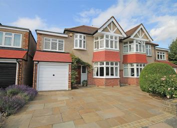 Thumbnail 4 bed semi-detached house to rent in Fairfield Avenue, Whitton, Twickenham