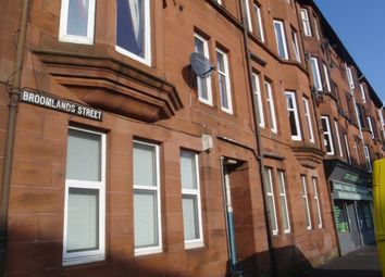 Thumbnail 1 bed flat to rent in Broomlands Street, Paisley