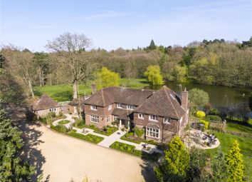 Thumbnail 5 bed equestrian property for sale in Pitch Place, Thursley, Godalming, Surrey