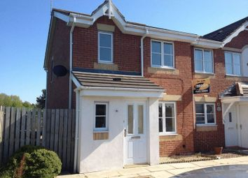 Thumbnail 3 bed terraced house for sale in Allonby Mews, Shankhouse, Cramlington