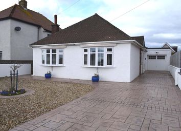 Thumbnail 3 bedroom detached bungalow for sale in Severn Road, Porthcawl