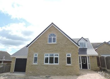 Thumbnail 4 bed detached house for sale in Saville Road, Gilroyd, Barnsley