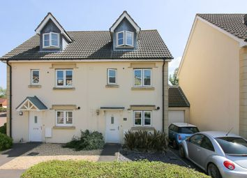 Thumbnail 4 bed semi-detached house for sale in Moor Gate, Portishead