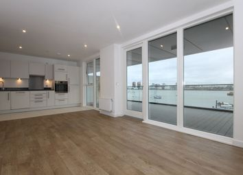 Thumbnail 2 bed flat to rent in 15 Bessemer Place, Platinum Riverside, Greenwich, London, Greater London