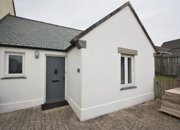 Thumbnail 1 bed bungalow to rent in Bezant Place, Pentire, Newquay