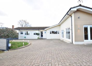 Thumbnail 5 bed detached bungalow for sale in High Street, Clophill, Bedford