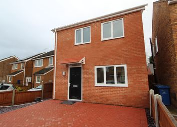 3 bed detached house to rent in Lewiston Road, Chaddesden, Derby DE21