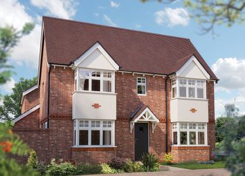 "Thumbnail 3 bed property for sale in ""The Sheringham"" at Crewe Road, Haslington, Crewe"