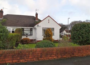 Thumbnail 2 bed semi-detached bungalow for sale in Howick Moor Lane, Penwortham, Preston