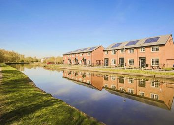 Thumbnail 3 bed mews house for sale in Ackers Fold, Leigh, Lancashire