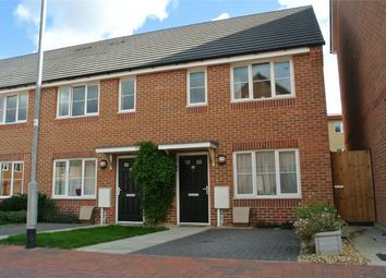 Thumbnail 2 bedroom end terrace house for sale in Frederick Drive, Peterborough, Cambridgeshire
