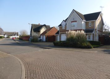 Thumbnail 4 bed detached house for sale in Grove Gardens, Elm, Wisbech