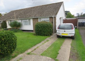 Thumbnail 2 bed semi-detached bungalow for sale in Catherine Crescent, Downton, Salisbury