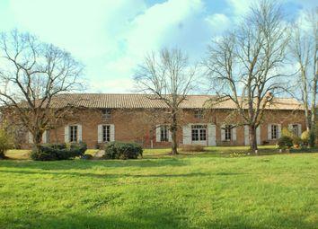 Thumbnail 4 bed property for sale in Midi-Pyrénées, Tarn-Et-Garonne, Lacourt Saint Pierre