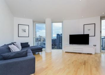 Ability Place, Canary Wharf, London E14. 2 bed flat for sale