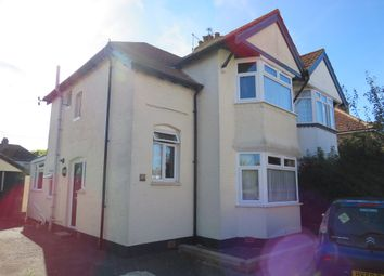 Thumbnail 3 bed semi-detached house for sale in Bedford Avenue, North Bersted, Bognor Regis