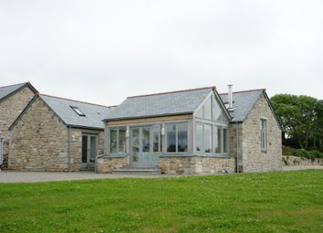 Thumbnail 3 bed barn conversion to rent in Germoe, Penzance