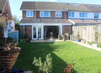 Thumbnail 4 bed semi-detached house for sale in Magdalen Crescent, Byfleet, West Byfleet