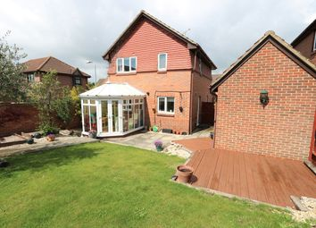 Thumbnail 3 bed detached house for sale in Davis Road, Chafford Hundred, Grays