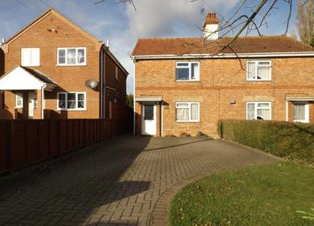 Thumbnail 3 bed semi-detached house for sale in Laceys Lane, Leverton, Boston, Lincolnshire