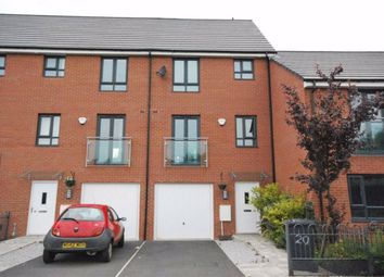 3 bed town house to rent in Alban Street, Salford M7