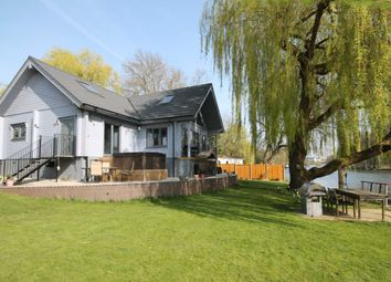 Thumbnail 3 bedroom property for sale in Lammas Drive, Staines
