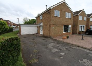 Thumbnail 3 bed detached house for sale in Jason Close, Tamworth