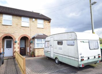 Thumbnail 2 bed semi-detached house for sale in Beatrice Street, Kempston, Bedford