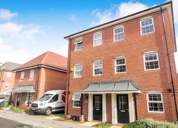 Thumbnail 4 bedroom town house for sale in Ashton Gardens, Eastleigh