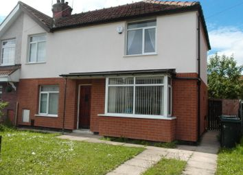 Thumbnail 3 bed semi-detached house to rent in Alexandra Road, Bentley, Doncaster