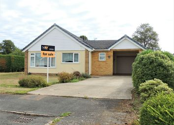 Thumbnail 4 bed detached bungalow for sale in Ryston Close, Downham Market