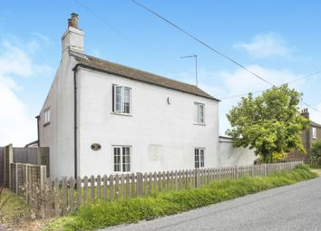 Thumbnail 4 bed detached house for sale in Mill Road, Wiggenhall St. Germans, King's Lynn