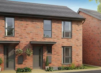 """Thumbnail 3 bed semi-detached house for sale in """"Maidstone"""" at Rhodfa Cambo, Barry"""