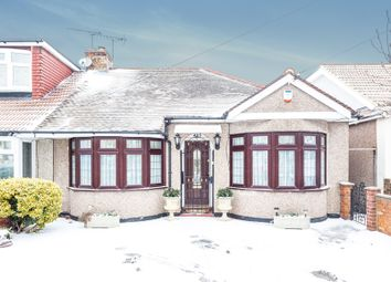Thumbnail 3 bed semi-detached bungalow for sale in Upminster Road North, Rainham