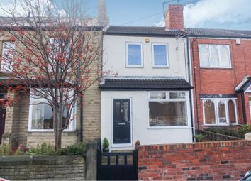 Thumbnail 2 bed terraced house for sale in Brampton Road, Rotherham
