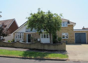 Thumbnail 5 bedroom detached house for sale in Eastcliff Close, Lee-On-The-Solent