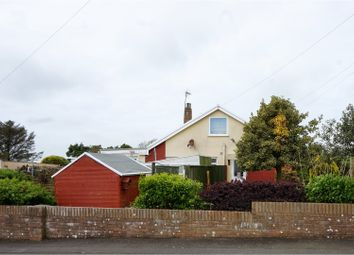 Thumbnail 3 bed semi-detached bungalow for sale in Bulford Road, Haverfordwest
