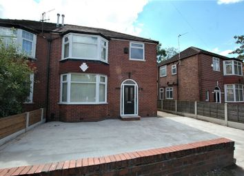 Thumbnail 3 bed semi-detached house to rent in Lees Hall Crescent, Fallowfield, Manchester