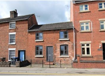 Thumbnail 3 bed town house for sale in Tape Street, Cheadle, Stoke-On-Trent