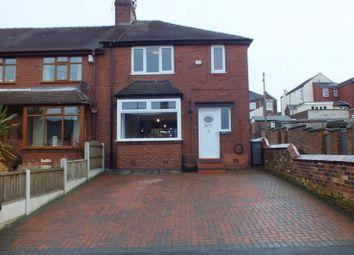 Thumbnail 3 bed end terrace house for sale in Wilson Street, Burslem, Stoke-On-Trent