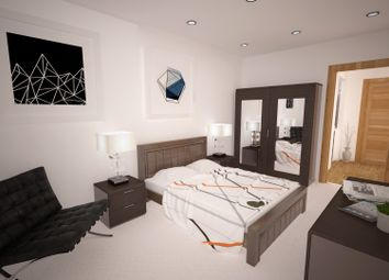 Thumbnail 1 bed flat for sale in Hallam Lane, Sheffield