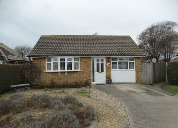 Thumbnail 2 bed detached bungalow for sale in Langton Close, Selsey, Chichester