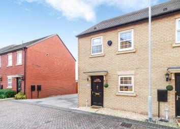 Thumbnail 3 bed property for sale in Fallbrook Road, Castleford