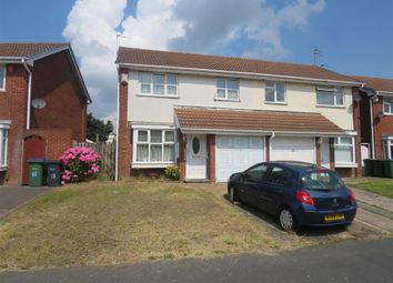 3 bed semi-detached house for sale in Wooding Crescent, Tipton DY4