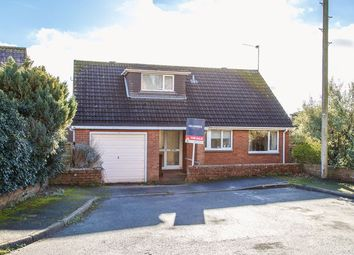 Thumbnail 3 bed detached house for sale in Okefield Ridge, Crediton