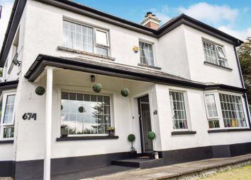 Thumbnail 4 bed detached house for sale in Saintfield Road, Carryduff